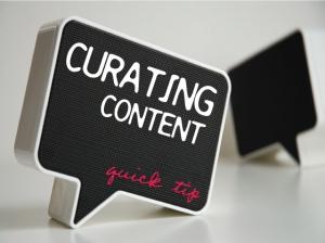 CuratingContentQUICKTIP